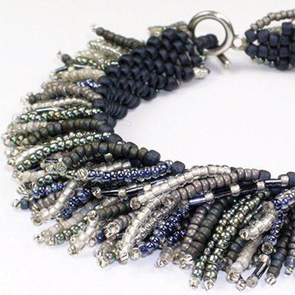 Fringed Bracelets