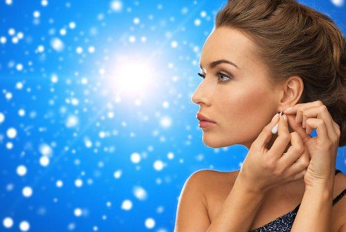 Single Charm Earrings