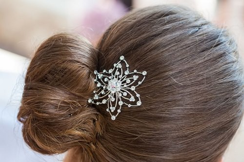 Ways to Wear Hair Jewellery
