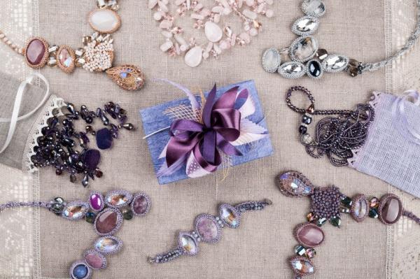 DIY Jewellery Organizers