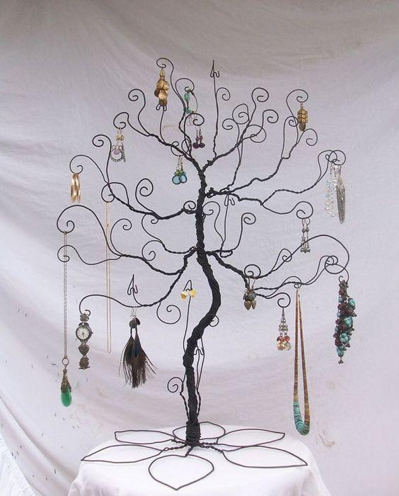 Make a Wire Tree