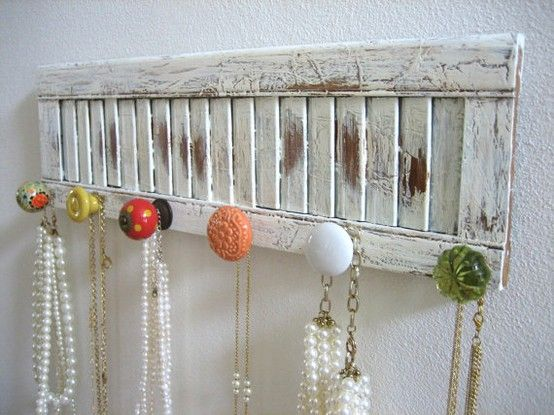 Recycle Old Doorknobs