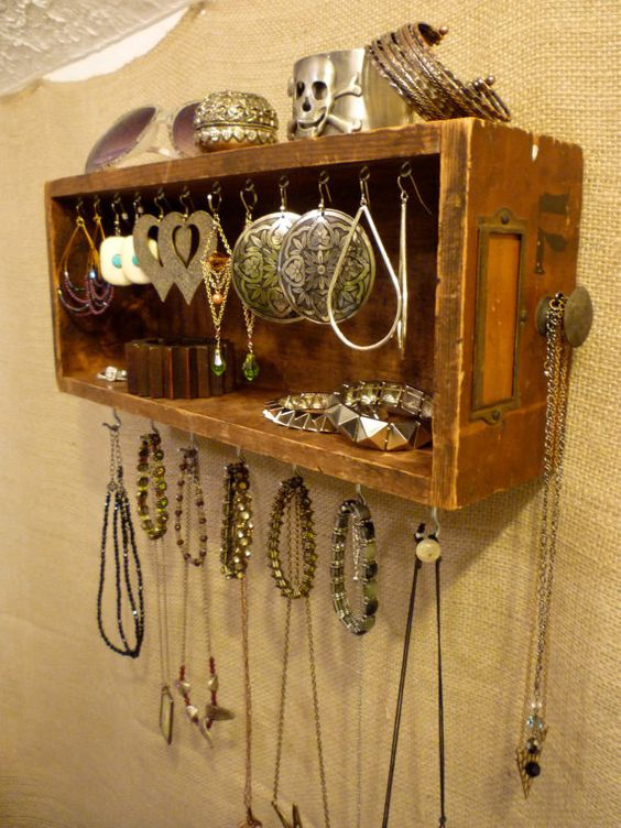 Salvage an Old Drawer