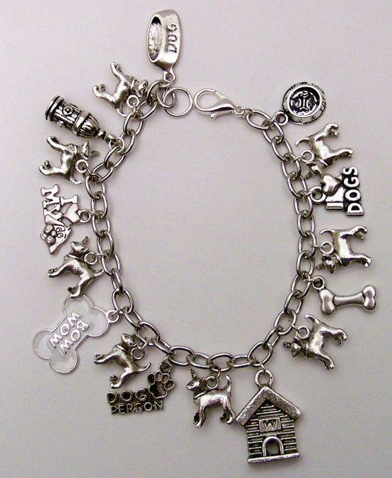 Thematic Charm Bracelet